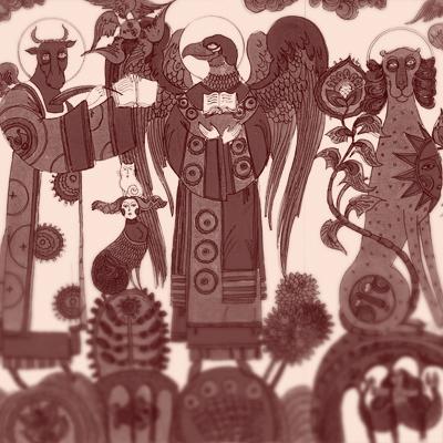 Сказки птицы Гамаюн