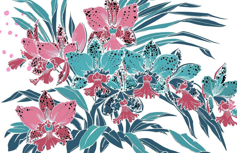 Орхидеи для женской парфюмерии